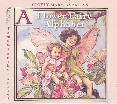 FLOWER FAIRY ALPHABET BY BARKER,CICELY MARY (CD)