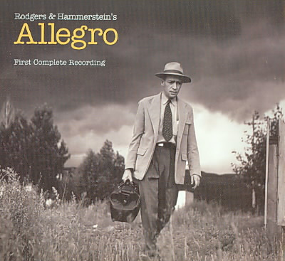 ALLEGRO (OCR) BY ORIGINAL CAST (CD)
